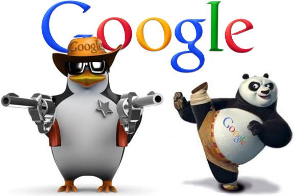 Google Panda & Google Pinguin